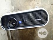 Clean Sony Projector With Cables | TV & DVD Equipment for sale in Lagos State, Lagos Mainland