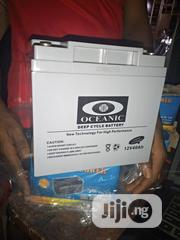 40ah 12volts Oceanic Battery | Solar Energy for sale in Abuja (FCT) State, Dutse-Alhaji