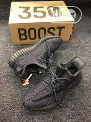 Adidas Yeezy Boost 350 Men'S Sneakers Black | Shoes for sale in Lagos State, Ikeja