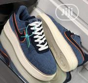 Nike Air Force One Men'S Sneakers Blue | Shoes for sale in Lagos State, Ikeja