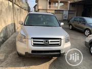 Honda Pilot 2006 EX 4x4 (3.5L 6cyl 5A) Silver | Cars for sale in Lagos State, Isolo