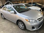 Toyota Corolla 2011 Silver | Cars for sale in Lagos State, Isolo