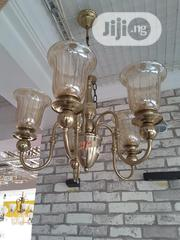 5in1 Champagne Gold Color Chandelier | Home Accessories for sale in Lagos State, Ilupeju
