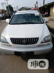 Lexus RX 1999 300 White | Cars for sale in Lagos State, Agege