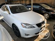 Lexus IS 2008 250 White | Cars for sale in Lagos State, Isolo