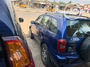 Toyota RAV4 2005 2.0 4x4 Blue | Cars for sale in Lagos State, Isolo