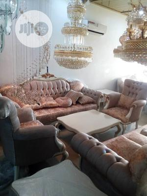 2 Sets of 8 Seaters Royal Sofas