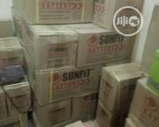 Brand New Sunfit Korea 200ah 12v Solar Batteries | Solar Energy for sale in Abuja (FCT) State, Central Business District