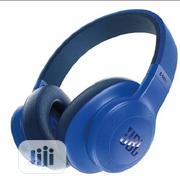 Jbl E55 Over-ear Wireless Headphone-blue | Headphones for sale in Lagos State, Ikeja
