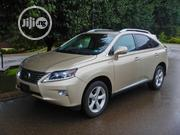 Lexus RX 2013 350 AWD Gold | Cars for sale in Lagos State, Ikeja