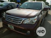 Lexus GX 2010 460 Red   Cars for sale in Lagos State, Amuwo-Odofin