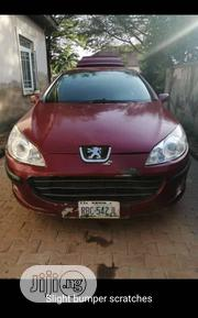 Peugeot 407 2007 Red | Cars for sale in Abuja (FCT) State, Jabi