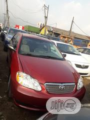 Toyota Corolla 2005 Red | Cars for sale in Lagos State, Ipaja