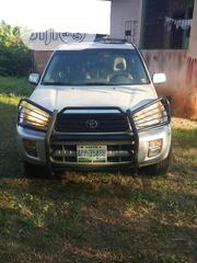 Toyota RAV4 2003 Automatic Silver | Cars for sale in Edo State, Auchi