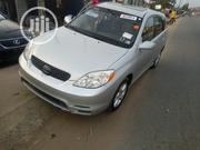 Toyota Matrix 2003 Silver | Cars for sale in Lagos State, Isolo
