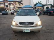 Lexus RX 2000 White | Cars for sale in Lagos State, Ikoyi
