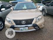 Lexus RX 2010 350 Gold   Cars for sale in Abuja (FCT) State, Central Business District