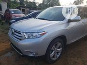 Toyota Highlander Limited 2012 Silver | Cars for sale in Lagos State, Amuwo-Odofin