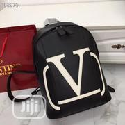 Louis Vuitton Fitted Unisex Backpack | Bags for sale in Lagos State, Ojo