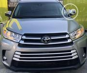 Toyota Highlander 2017 Silver | Cars for sale in Lagos State, Lekki Phase 1
