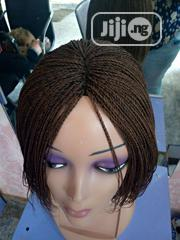 Short Braided Wig | Hair Beauty for sale in Lagos State, Alimosho