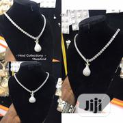 Original Classic Tennis Chain With Original Money Bag Pendant | Jewelry for sale in Lagos State, Lagos Island