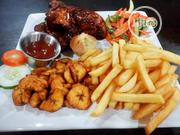 Chicken (BBQ) N Chips | Party, Catering & Event Services for sale in Oyo State, Ibadan