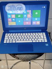 Laptop HP Stream 14 2GB Intel SSD 32GB   Laptops & Computers for sale in Lagos State, Ikeja