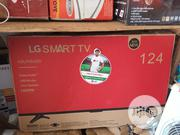LG 49 Inches Television For Sell New With One Year Warranty Original | TV & DVD Equipment for sale in Abuja (FCT) State, Kubwa