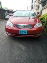 Toyota Corolla 1.8 VVTL-i TS Compressor 2007 Red | Cars for sale in Rivers State, Port-Harcourt