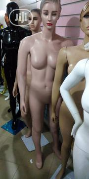 Plus Size Brown Colour Female Fibre Display Mannequinss | Store Equipment for sale in Lagos State, Lagos Island