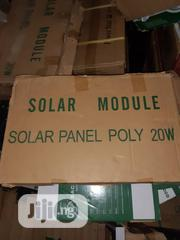 Solar Panels Poly 20w | Solar Energy for sale in Lagos State, Ojo