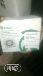 4Inches Expelair Extractor Fan. | Manufacturing Equipment for sale in Lagos State, Lagos Mainland