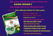Online Bussiness E-tutor Pack | Classes & Courses for sale in Lagos State, Ajah