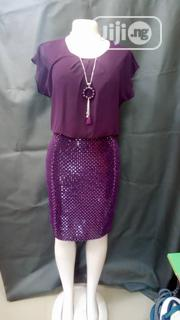 Turkey Purple Dress for Ladies | Clothing for sale in Lagos State, Ajah