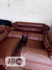 7seaters Complete Set of Beautifully Designee High Quality Sofa Chairs | Furniture for sale in Rivers State, Port-Harcourt