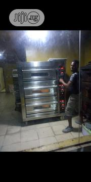 6trays Gas Deck Oven. 3deck 6traus Quality Oven | Industrial Ovens for sale in Rivers State, Port-Harcourt