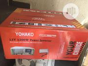 12volts 1200w Yohako Power Inverter | Electrical Equipment for sale in Lagos State, Ojo