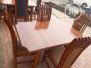Quality and Beautiful Dinning Table With 4 Chairs | Furniture for sale in Rivers State, Port-Harcourt
