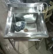 Industrial Sink Single Bowl | Restaurant & Catering Equipment for sale in Lagos State, Amuwo-Odofin