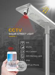 Best Durable High Quality CCTV Solar Street Light | Solar Energy for sale in Lagos State, Amuwo-Odofin