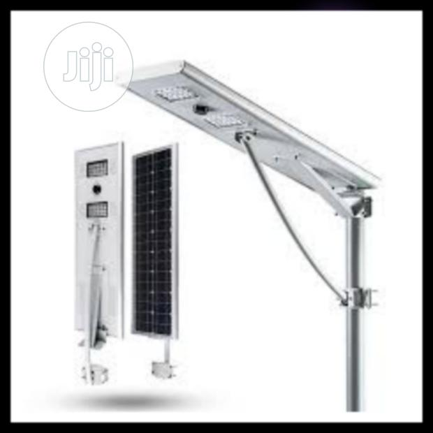 High Quality 30W All In One Street Light