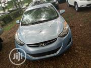 Hyundai Elantra 2011 GLS Automatic Blue | Cars for sale in Lagos State, Magodo