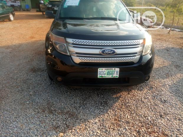 Archive: Ford Explorer 2013