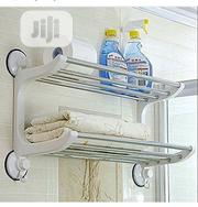 Double Layer Towel Rack | Home Accessories for sale in Lagos State, Alimosho