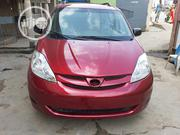 Toyota Sienna 2007 LE 4WD Red | Cars for sale in Lagos State, Oshodi-Isolo
