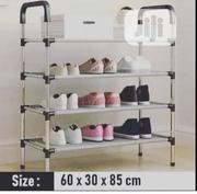 Iron Shoe Rack | Furniture for sale in Lagos State, Alimosho