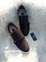 Monk Strap Leather Sneakers.   Shoes for sale in Lagos State, Lagos Mainland
