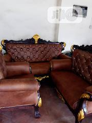 Complet Set of 7seatrs High Qaulity and Beautifully Design Sofas Chair | Furniture for sale in Rivers State, Port-Harcourt