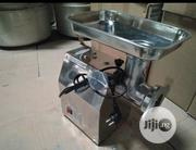 Industrial Stainless Meat Grinder Machine Size 12 | Restaurant & Catering Equipment for sale in Lagos State, Ojo